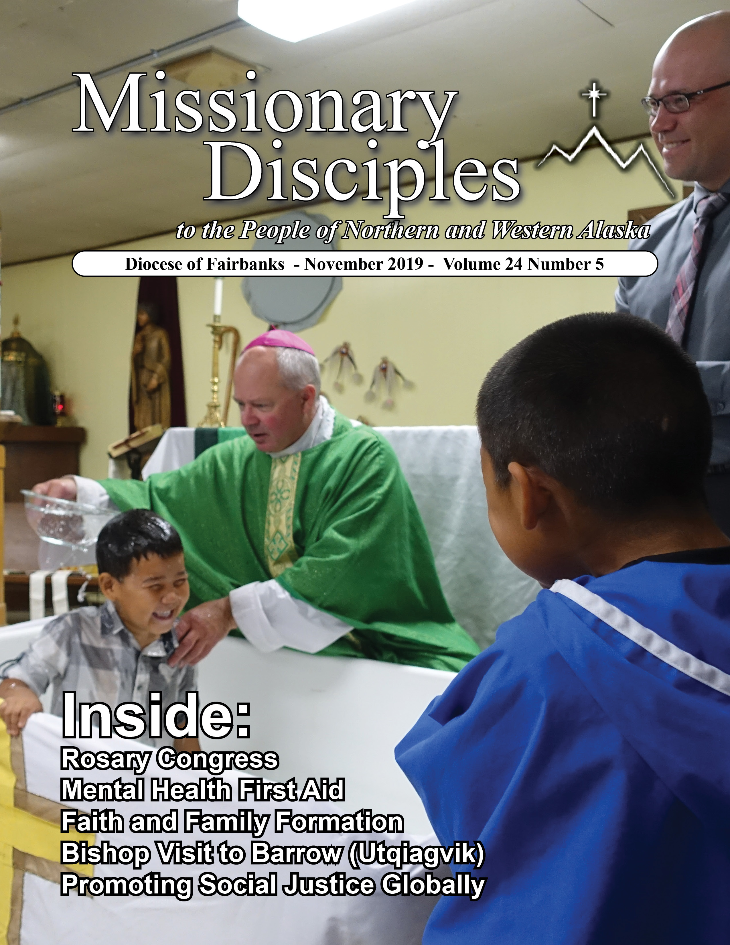 Diocese of Fairbanks e-Magazine, November 2019