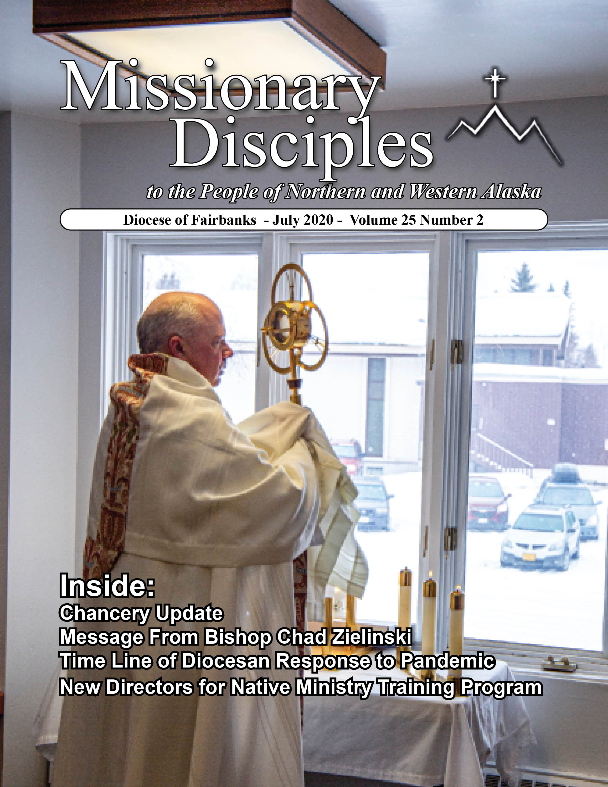 Diocese of Fairbanks e-Magazine, January 2020